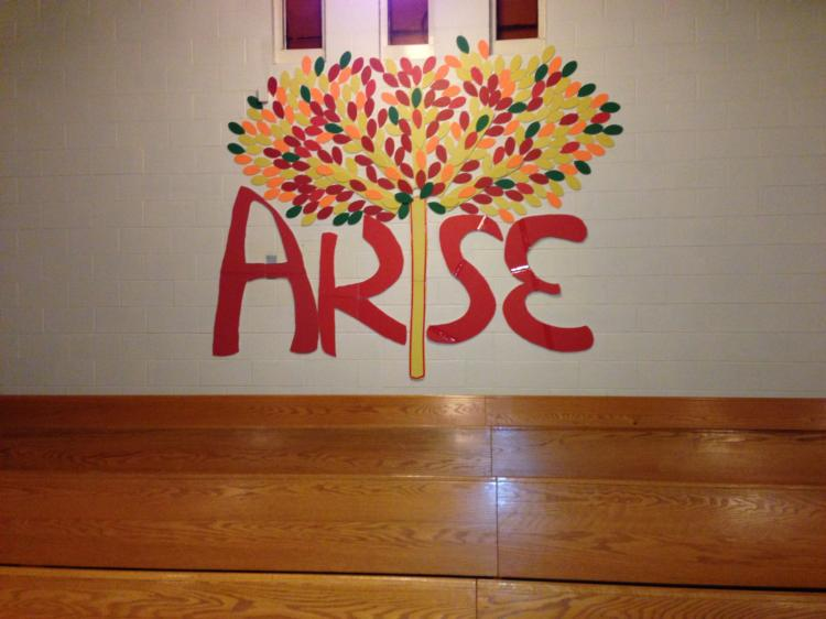 Persons Committed for Success of Arise at St. Peter