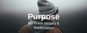 Click here to register for 8th Grade Confirmation