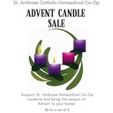 Advent Candle Sale