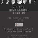 Virtual Lock-in for High Schoolers