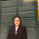 Sister Imelda honored with LaPaz Heroes Award