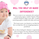 Baby Bottle Benefit for Pregnancy Help Center