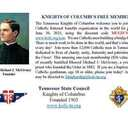 CATHOLIC MEN: Knights of Columbus Free Membership