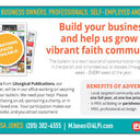 Advertise your business in our weekly bulletin