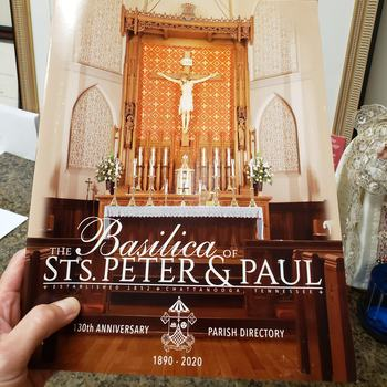 130th Anniversary Parish Photo Directories are here!
