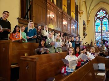 Jubilate Deo Youth Schola for grades 2-12 starts Oct. 2!