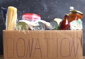 St. Vincent de Paul Food Drive Oct. 10-11