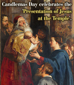 Presentation of the Lord/Candlemas
