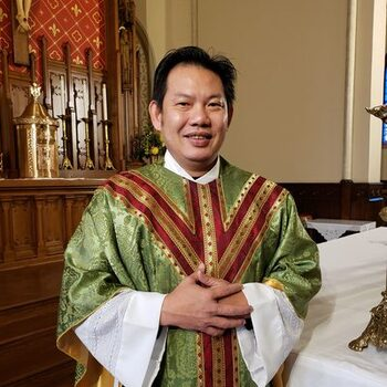 Fr. Nick Tran's 9th Anniversary of Priestly Ordination - Pray for him!