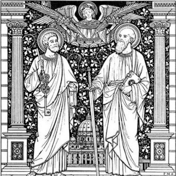 Solemnity of Sts. Peter and Paul and 131st Anniversary