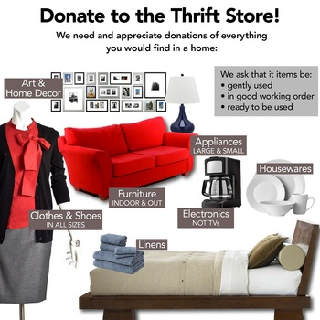 Volunteers needed at Ladies of Charity Greater Goods Thrift Store