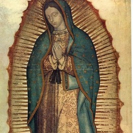 Dec 12 - Feast of Our Lady of Guadalupe