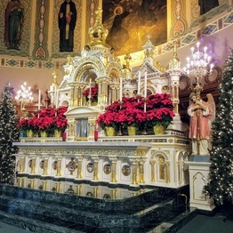 Dec 24 - Christmas Eve Mass & Caroling