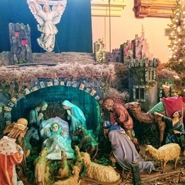 Dec 25 - Midnight Mass Christmas
