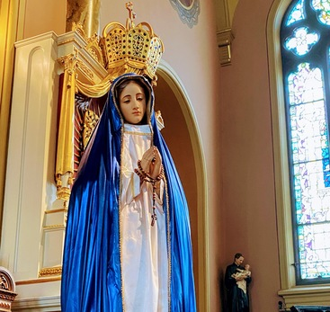 Patrons of Blessed Virgin Mary