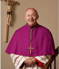 The Diocese of Lafayette's newly appointed bishop, Bishop Doug Deshotel.