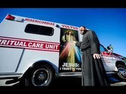 Confession: Spiritual Care Unit with Fr Champagne
