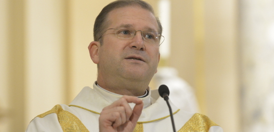 Father Rodrigue appointed Notre Dame rector