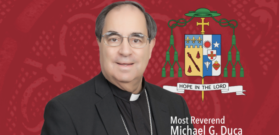 Bishop Duca issues guidance to faithful on coronavirus vaccines