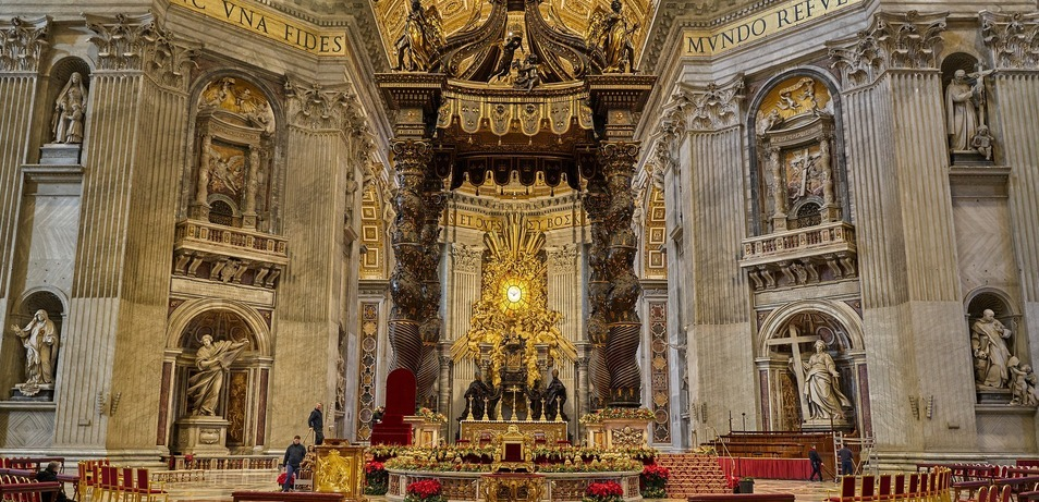 St. Peter's Basilica to end private Masses