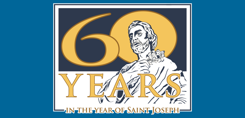 Diocese to Celebrate '60 Years in the Year of St. Joseph'