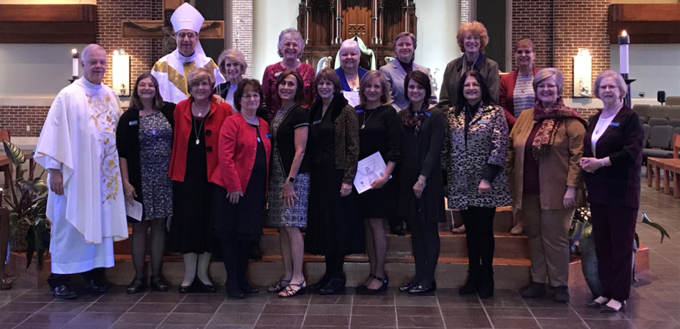 Marian Servants Unite with Christ