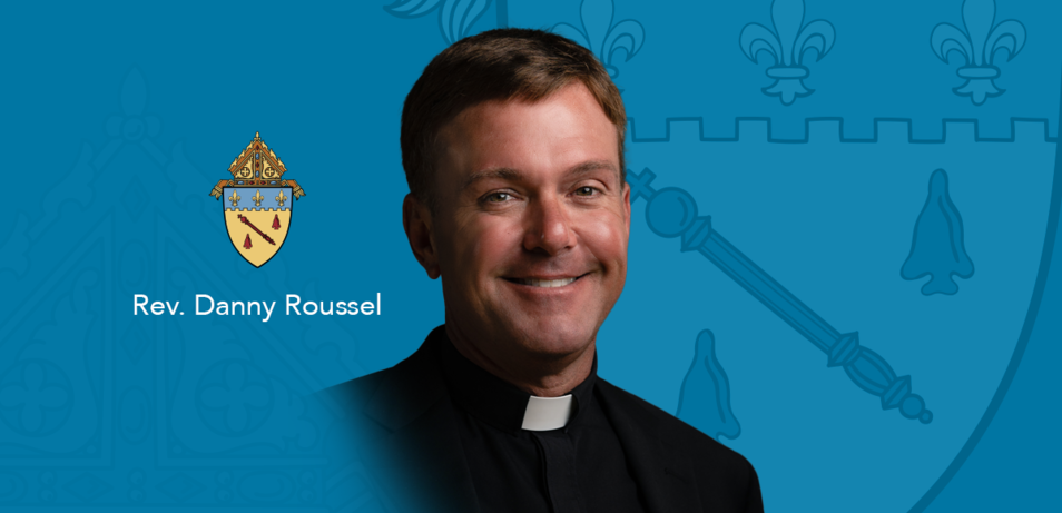 Bishop Duca's Message on the death of Fr. Danny Roussel