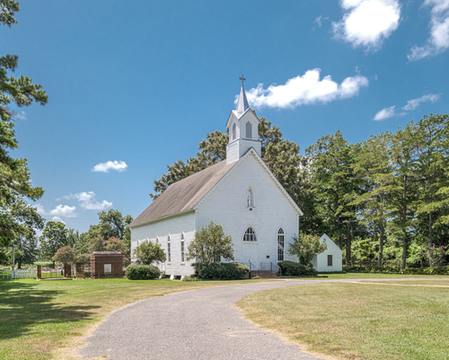 St. Francis of Pointe Coupee Chapel
