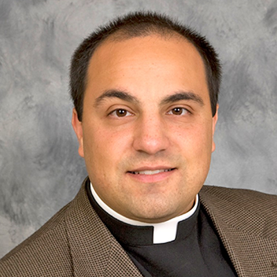 Rev. Jason P. Palermo