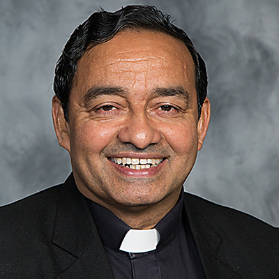 Rev. Amrit Raj, IMS