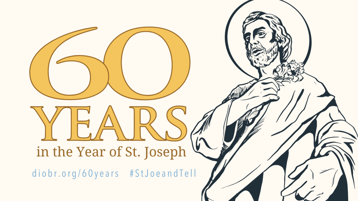 60 Years in The Year of St. Joseph