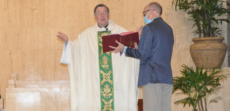 Prayers For a Safe Hurricane Season Offered at Mass
