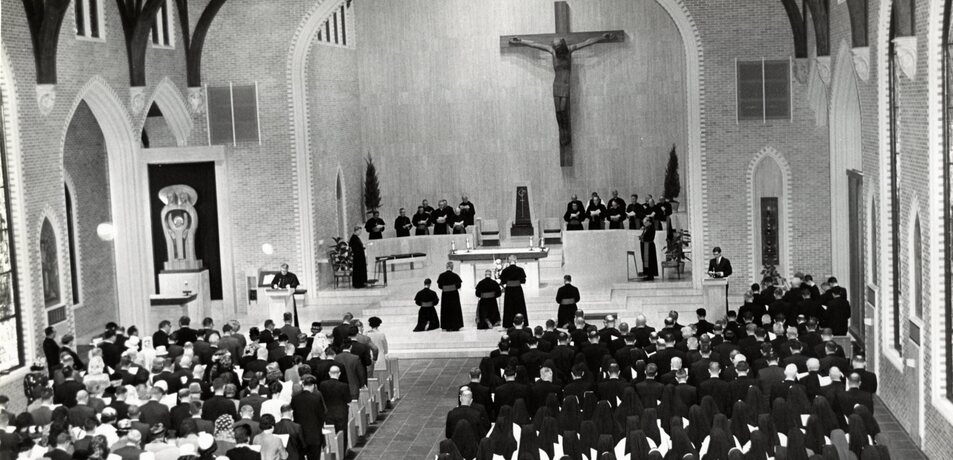 60 Years in the Diocese of Baton Rouge