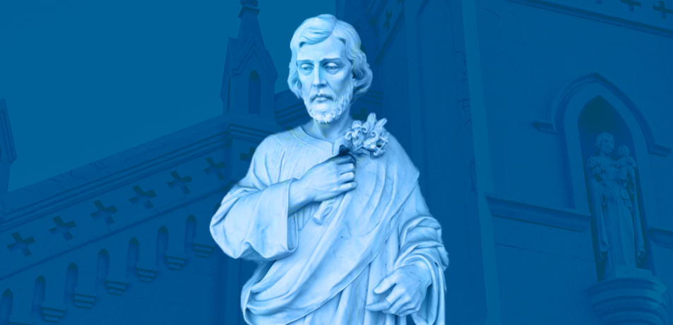 Encountering the Heart of St. Joseph: A Working Father