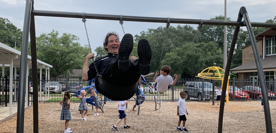 Swinging into the New School Year