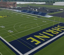 New Athletic Field