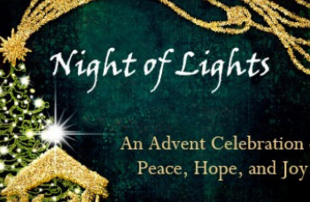 Night of Lights: An Advent Celebration of Peace, Hope, and Joy