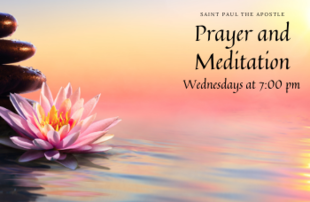Meditation and Prayer Group