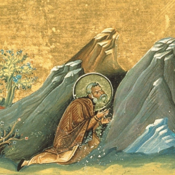 Desert Fathers and Mothers: Weigh the Heart