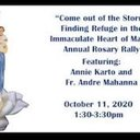 Annual Rosary Rally, Colorado Springs