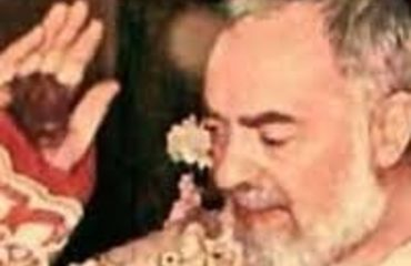 "St. Padre Pio - ""Stay With Us Lord!"""