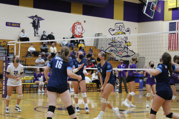 Volleyball - Roncalli High School vs Sheboygan Falls High School