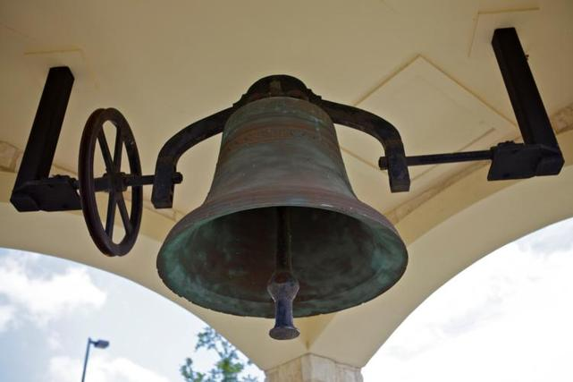 St. Jerome Historic Bell