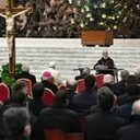 Christmas is sign of God's preferential for the poor, cardinal says.