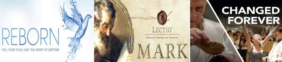 Images for Reborn, Lectio, Mark and Changed forever