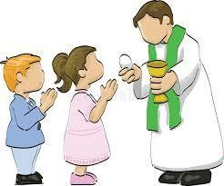FIRST RECONCILIATION AND FIRST HOLY COMMUNION DATES