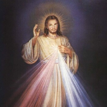 Divine Mercy Sunday - Adoration, Reconciliation, and Divine Mercy Chaplet