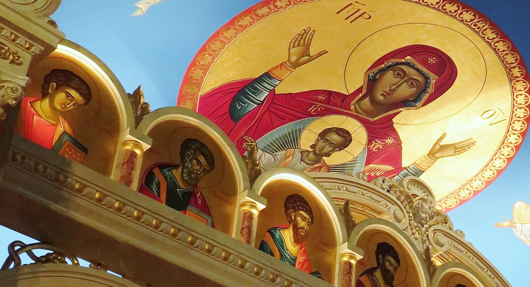 Feasts in the Byzantine Rite