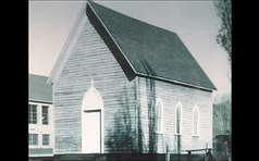 St. Mary's Church, 1884-1948