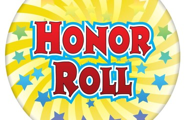 Honor Roll: Trimester 1